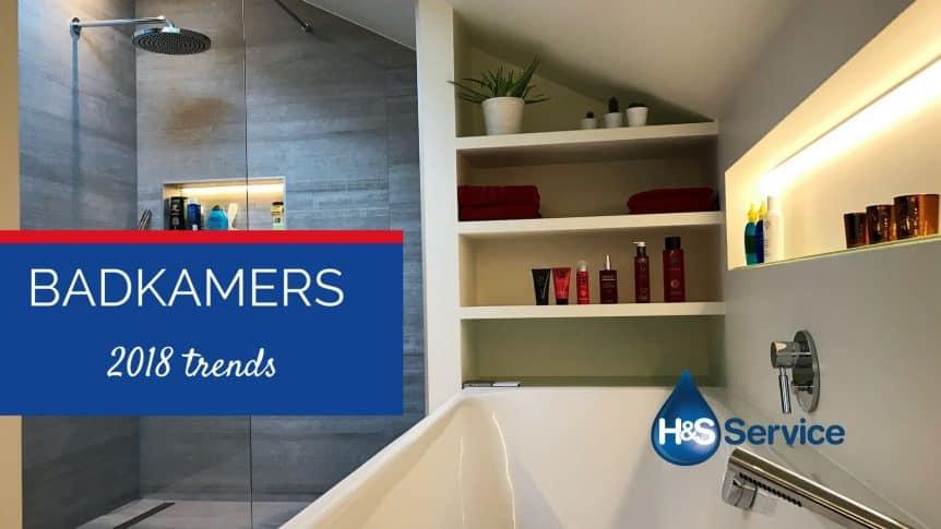 De badkamertrends van renoveer je badkamer in stijl h s