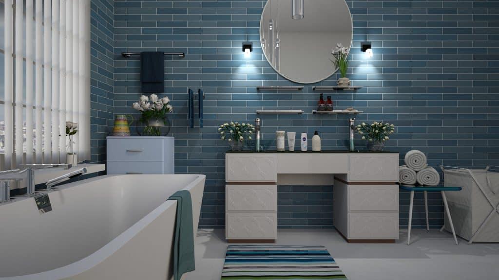 Badkamer opfrissen? Maak je badkamer rommelvrij