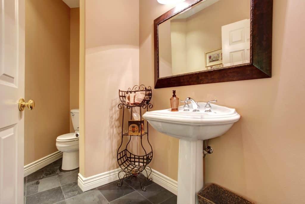 Inspiratie Verf Badkamer : Badkamer inspiratie: 7 tips om je badkamer een nieuwe look te geven